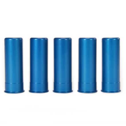 A-Zoom 12 Gauge Shotshell Snap Caps Blue 5 Pack
