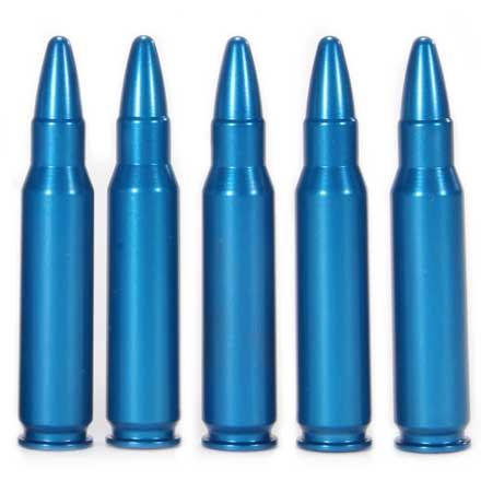A-Zoom 30-06 Centerfire Rifle Snap Caps Blue 5 Pack