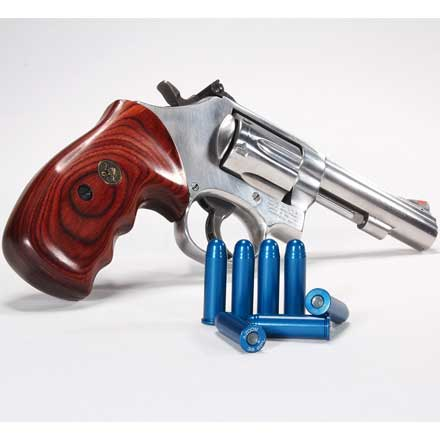 A-Zoom 357 Mag Revolver Snap Caps Blue 12 Pack