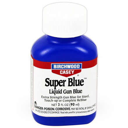 Super Blue Liquid Gun Blue 3 Oz