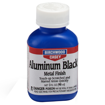 Aluminum Black Touch Up 3 Oz