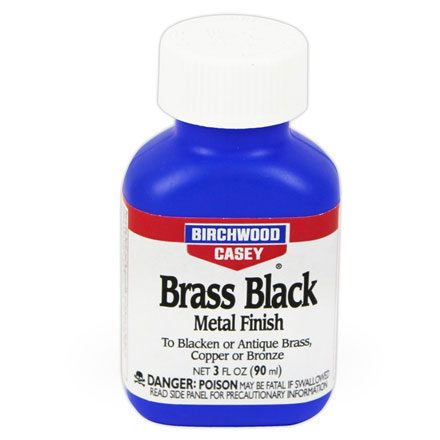 Brass Black Touch Up 3 Oz