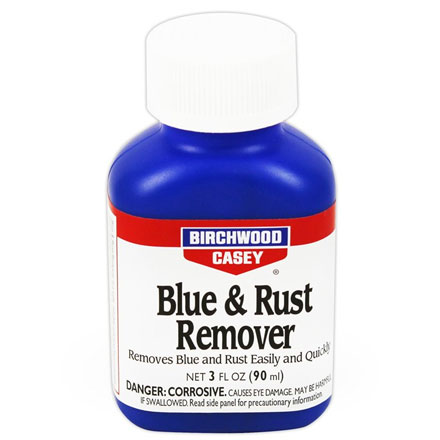 Blue and Rust Remover 3 Oz
