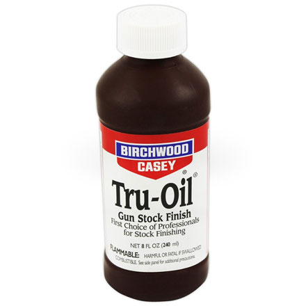 Tru-Oil Gun Stock Finish 8 Oz