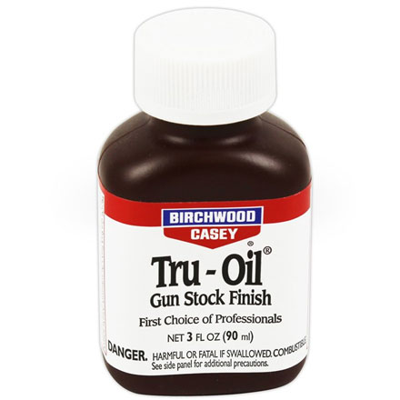Tru-Oil Gun Stock Finish 3 Oz