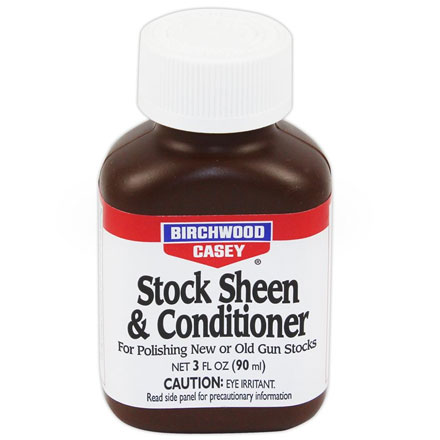 Stock Sheen and Conditioner 3 Oz