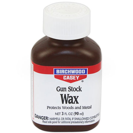 Image for Gun Stock Wax 3 Oz