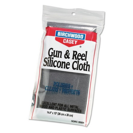 Silicone Gun and Reel Cloth