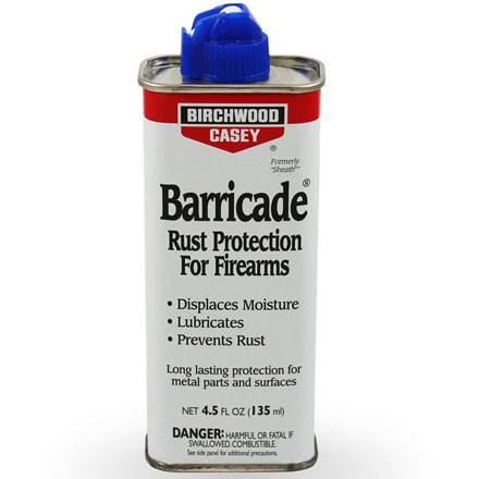 Barricade Rust Preventative 4.5 Oz