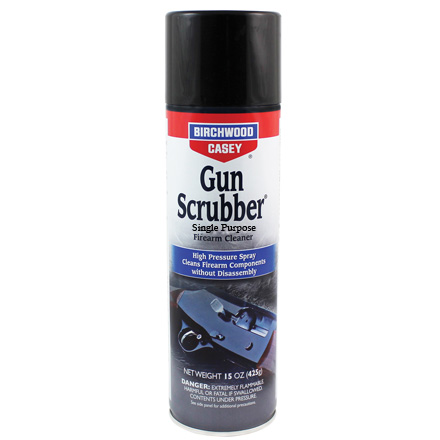 Gun Scrubber Single Purpose Cleaner, Solvent, Degreaser 13 Oz Aerosol