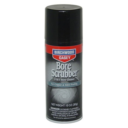 Image for Super Strength Bore Scrubber 10 Oz Aerosol