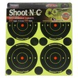 "Shoot-N-C 3"" Round Bulls Eye"
