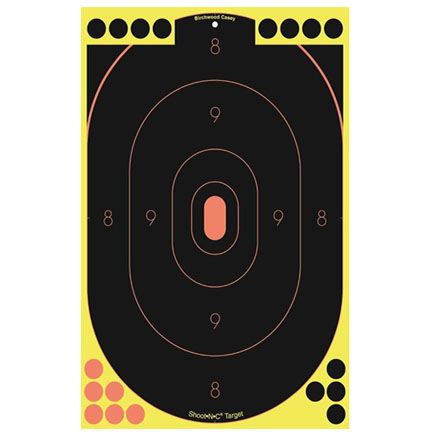 "Image for Shoot-N-C 12x18"" Silhouette Adhesive Target"