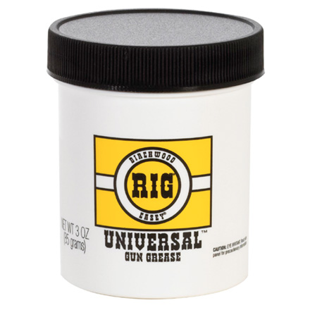 RIG Universal Gun Grease 3 Oz