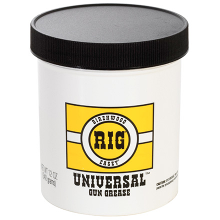 RIG Universal Gun Grease 12 Oz