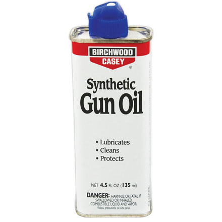 Image for Synthetic Gun Oil 4.5 Oz