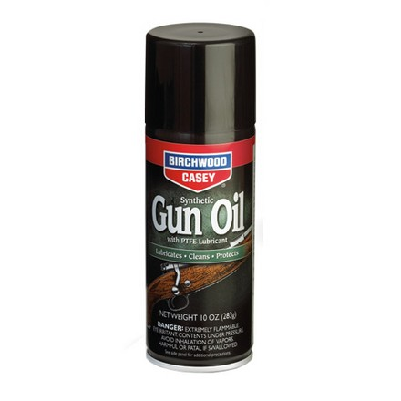 Synthetic Gun Oil 10 Oz Aerosol