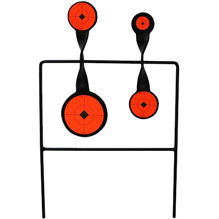 Image for Double Rimfire Spinner Target
