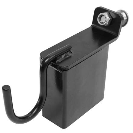 Gong Target Hanger 2-in-1 Bolt and Hook for 2x4