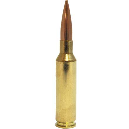 6.5 Creedmoor 130 Grain Hollow Point Boat Tail Match 20 Round Box
