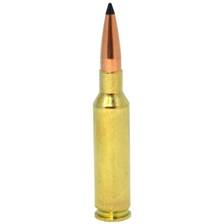 6 5 Creedmoor 130 Grain Swift Scirocco II 20 Rounds