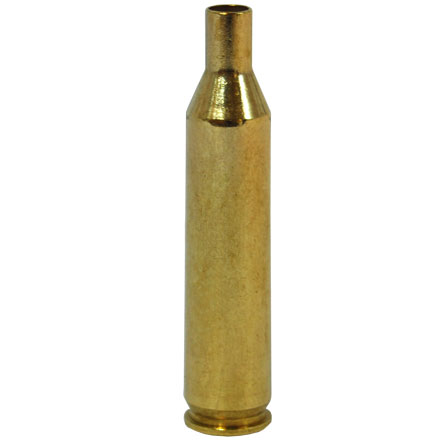 17 Remington Unprimed Rifle  Brass 25 Count