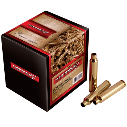 224 Weatherby Mag Unprimed Rifle Brass 25 Count