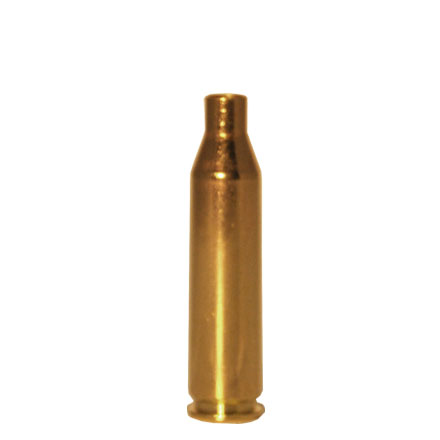 243 Winchester Unprimed Rifle Brass 25 Count