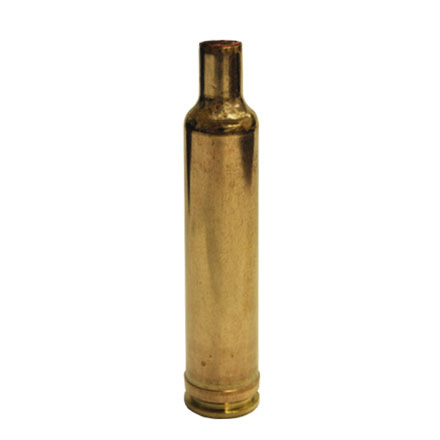 257 Weatherby Mag Unprimed Rifle Brass 100 Count