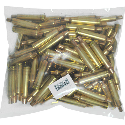 7mm Weatherby Mag Unprimed Rifle Brass 100 Count