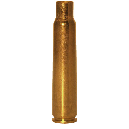 7.7 Japanese Unprimed Rifle Brass 100 Count