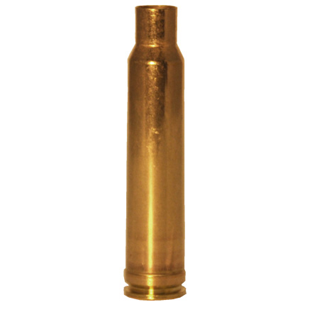338 Winchester Mag Unprimed Rifle Brass 100 Count