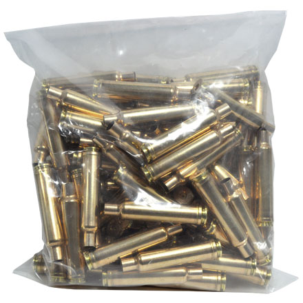 338-378 Weatherby Mag Unprimed  Brass 100 Count