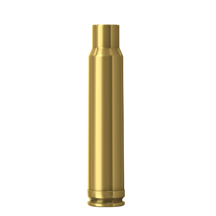 358 Norma Mag Unprimed Rifle Brass 25 Count