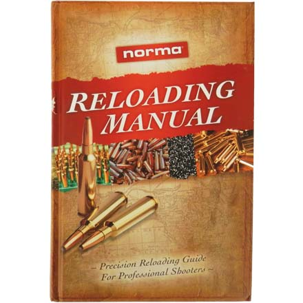 Norma Reloading Manual 2nd Edition