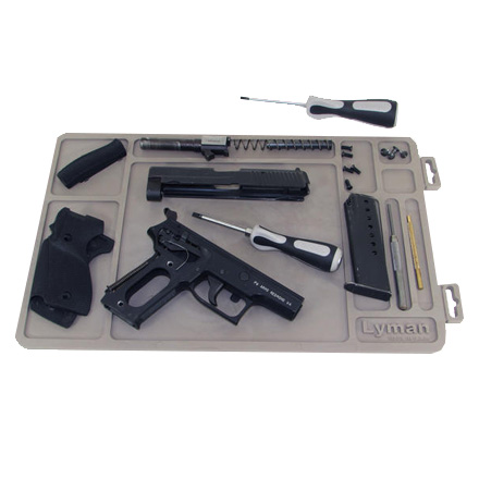 Essential Gun Maintenance Mat