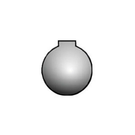 Image for Single Cavity Round Ball Mould .690 Diameter