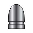 Double Cavity Pistol Bullet