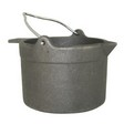 10 Lb Lead Pot Cast Iron