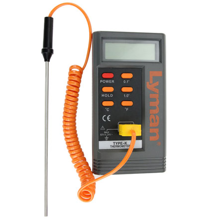 Digital Lead Thermometer
