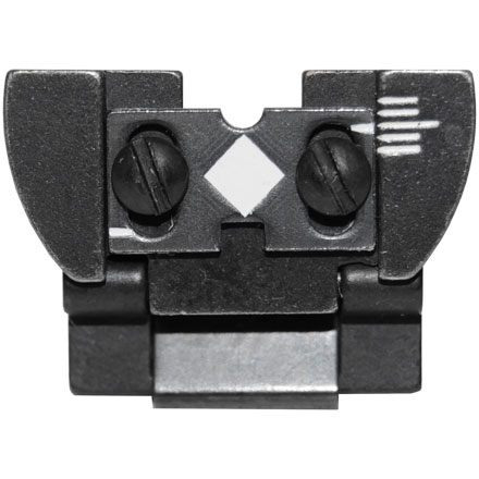 16AML Rear Sight For Black Powder Rifles