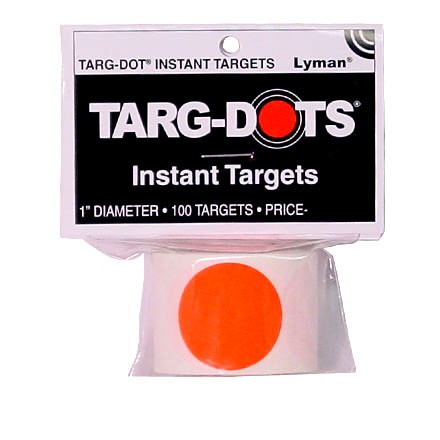 "Image for 1"" Standard Dot Target (100 Pack)"