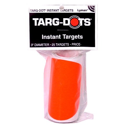 "Image for 3"" Standard Dot Target (25 Pack)"