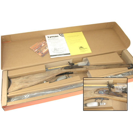 Image for Great Plains .50 Caliber Percussion Right Hand Rifle Kit