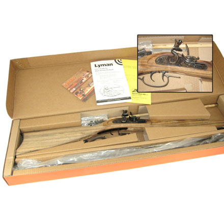 Image for Great Plains .50 Caliber Flintlock Right Hand Rifle Kit