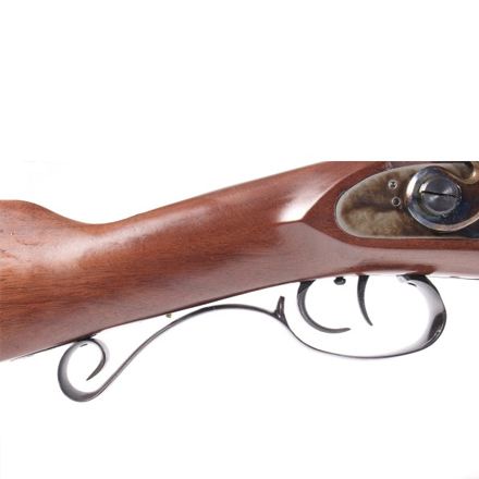 Great Plains Hunter 50 Caliber Percussion Muzzleloader Rifle By Davide Pedersoli