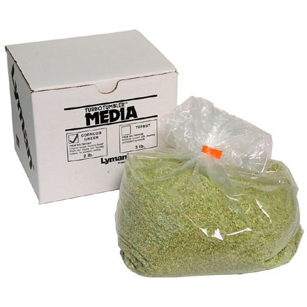 Treated Corncob Media 2lbs