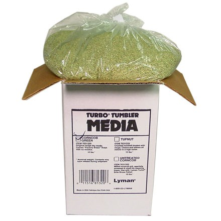 Treated Corncob Plus Media 10lbs