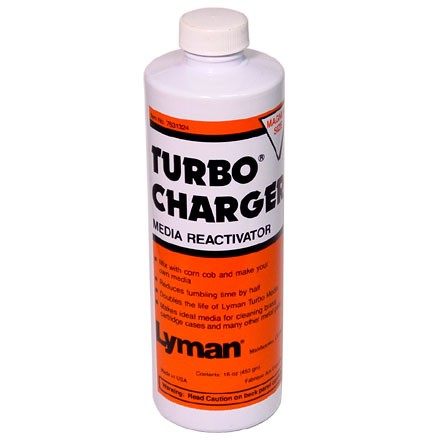 Turbo Charger Media Reactivator 16 Oz