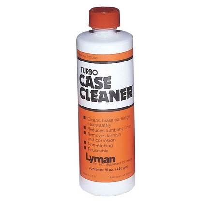 Turbo Case Cleaner 16 Oz